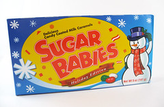 Sugar Babies  Holiday Edition Box