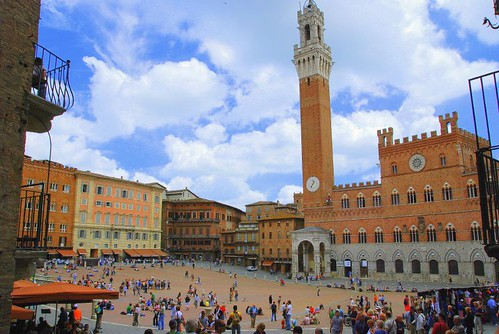 Siena: A medieval marvel for today's traveller!!