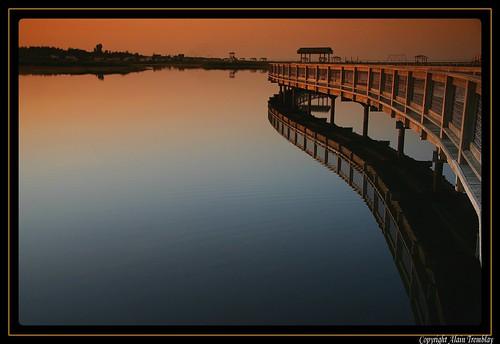bridge water eau newbrunswick pont reflexion soe beresford abigfave aplusphoto lesamisdupetitprince