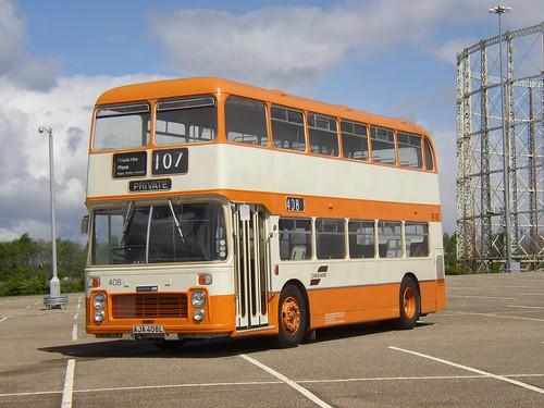 408 Bristol VRT AJA 408L, Selnec Cheshire