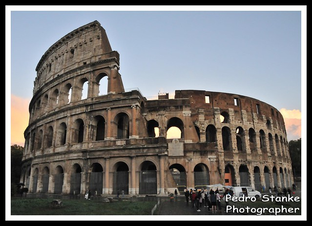 Colosseum Rome - Italy