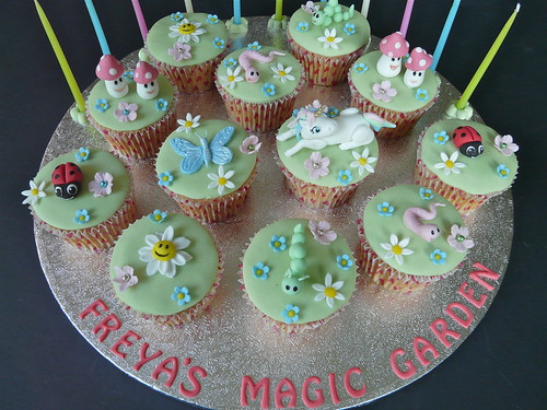 Freya's Magic Garden ......