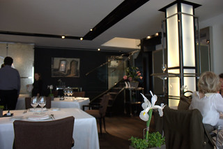 arzak dining room