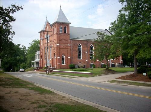 Evans Metropolitan AME Zion Church