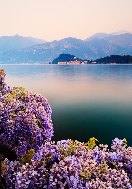 Lake Como, Italy, from John & Tina Reid via Flickr