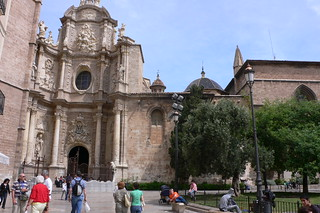 The Cathedral, Valencia