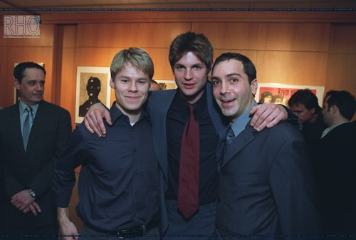 Randy Harrison, Gale Harold and Scott Lowell | Flickr - Photo Sharing!