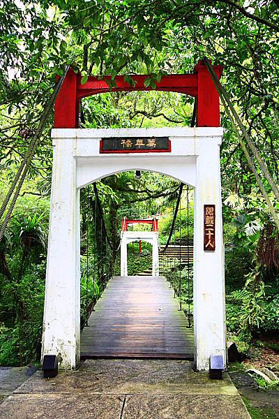5J68烏來-雲仙樂園-萬年橋
