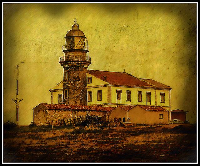 Faro (lighthouse) cabo Peñas - Asturias