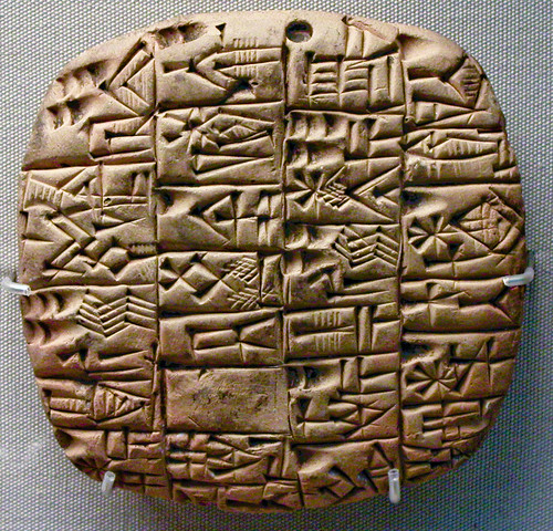BJ945 Cuneiform