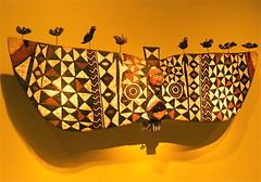 NMAfA_Butterfly Mask (Nuna people, Burkina Faso)