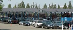 Solar Carport at Cal Expo