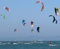 Kiteboarding & Windsurfing In Great Ocean