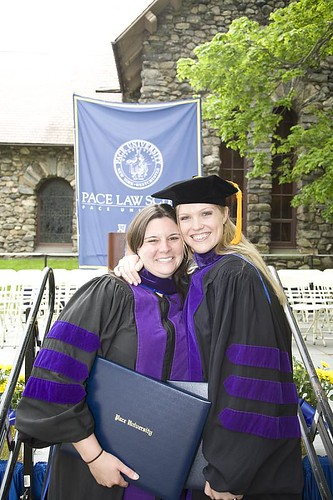 Pace Law School Commencement 2008