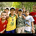 caucasus-kids-group-posing