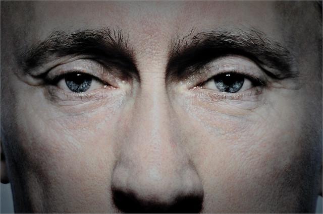 Putin by Platon