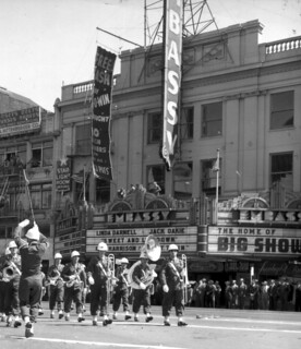 San Francisco, CA Embassy Theater in 1947