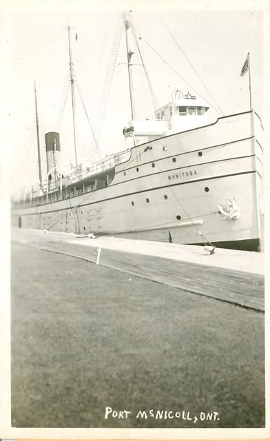 SS Manitoba