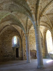 gothic architecture, symmetry, arch, ancient history, building, architecture, vault, arcade, crypt, column,