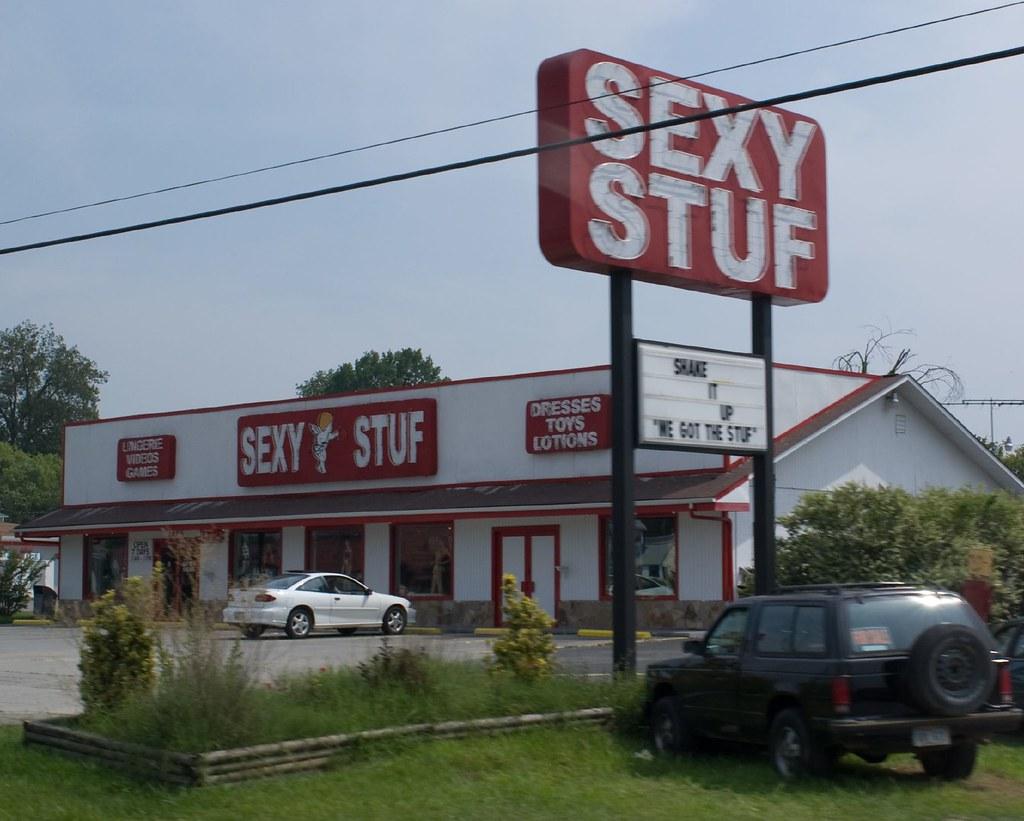 Sexy stuff sevierville tn