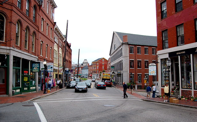 Portland Maine Old Port - a gallery on Flickr