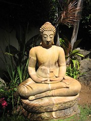 art, temple, sculpture, mythology, gautama buddha, sitting, statue,