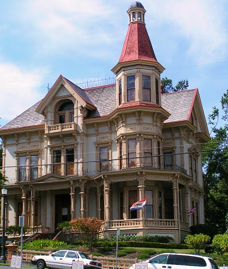 Daily bungalow astoria or flickr photo sharing - Arquitectura victoriana ...