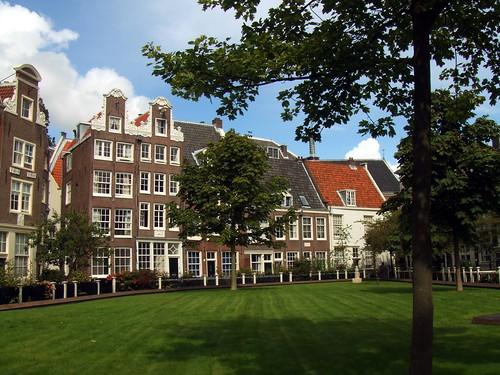 Beguine Gardens, Amsterdam