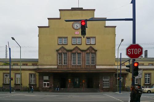 Hauptbahnhof, Offenbach