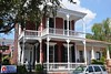 Huis in Natchez, Mississippi