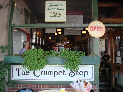 Seattle's Crumpet Shop