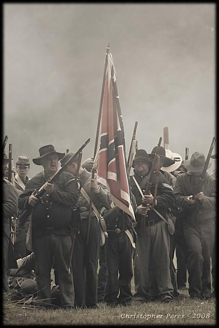 Civil War Reenactment - McIver State Park 2008