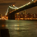 Brooklyn bridge desde Brooklyn