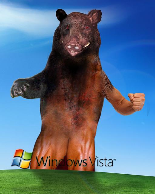 Man Bear Pig