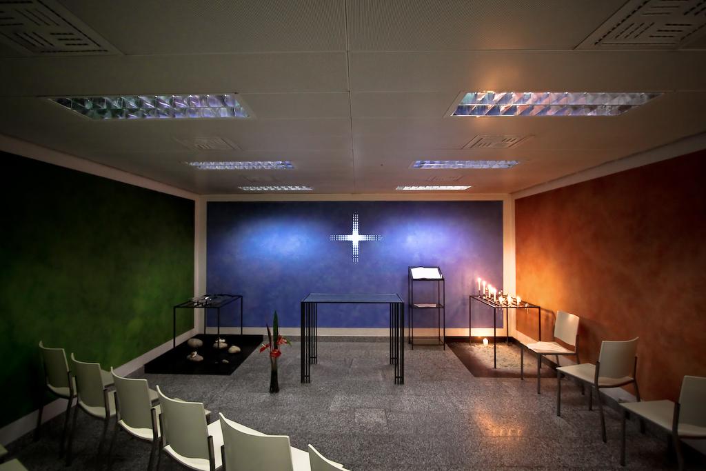 Zurich Airport Chapel