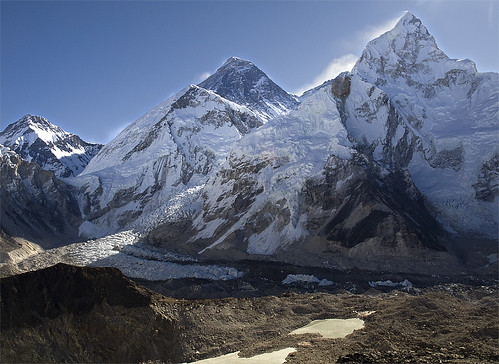Mount Everest from Kala Pattar, Nepal