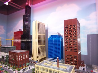 Lego Land Chicago