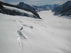 Jungfrau Plateau