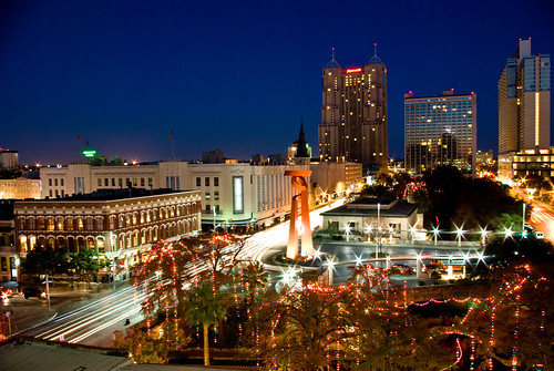San Antonio Christmas (Credit: Corey Leopold on Flickr.com)