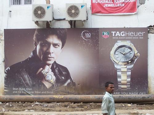 Shahrukh Khan aka SRK