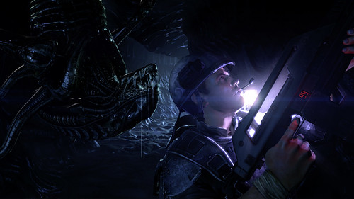Aliens: Colonial Marines - Tension Shot