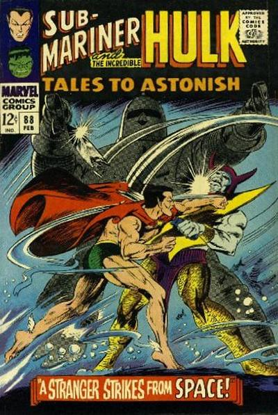 Tales to Astonish 088