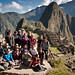 Pachemama Group at Machu Picchu by stechico