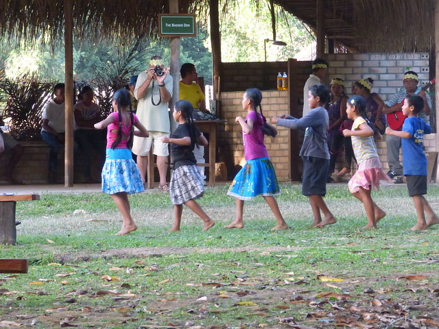 Rupununi Music and Arts Festival practice - Rock View Lodge 090214 (2)