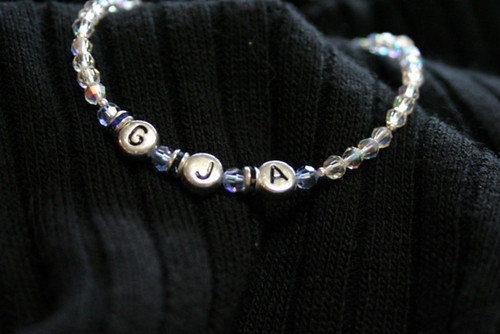 190/365 - Bracelet from Mom