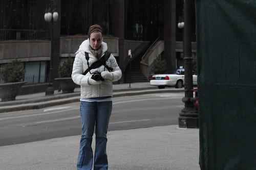 Self Portrait Chicago '08