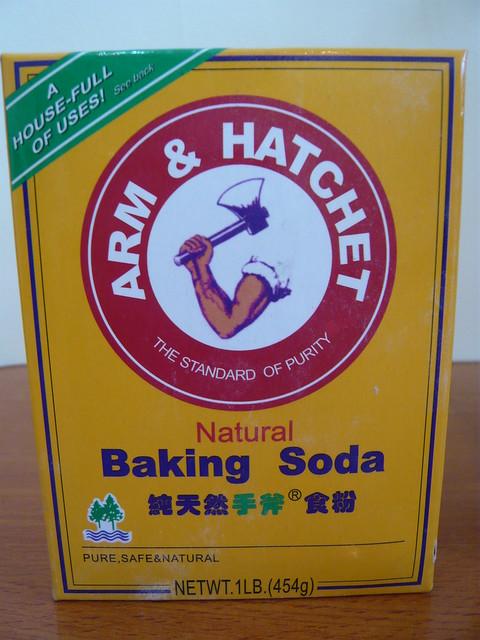 Baking Soda Health Drink