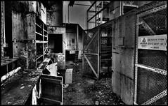 Newhaven Derelict Building