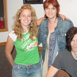 Tift Merritt at WFUV with Claudia Marshall