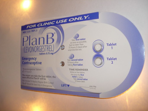 Plan B (photo: vixyview/flickr)